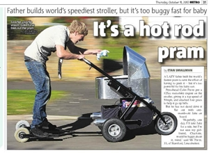 Fastest-Pram-Metro-Cutting