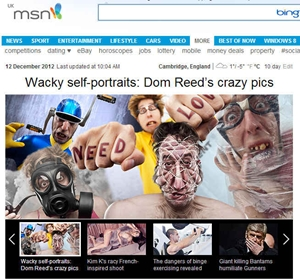 our dom reed article on msn